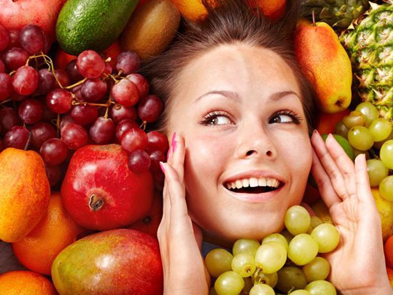 Alimentos piel