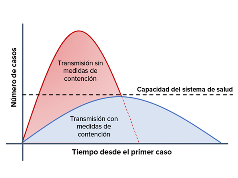 Curva Covid-19